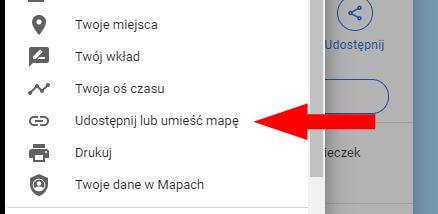 Jak dodać mapę Google do strony.
